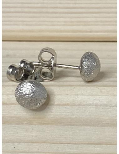 Boutons d'oreilles effet diamantés...