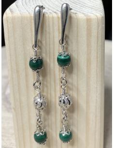 bo argent antiallergique bijou artisanal belgique vendu par site de bijoux en ligne avec pierres fines bijouterie ramillies