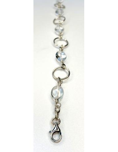 Bracelet pour femme argent rhodié...