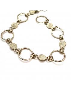 Bracelet artisanal argent...
